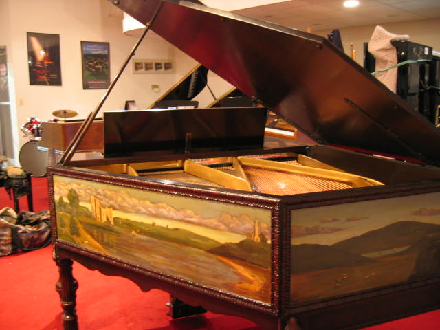 Chickering Artcase 187 Vienna Piano