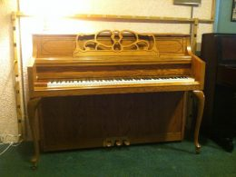Samick Console Upright