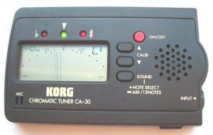 Chromatic-tuner
