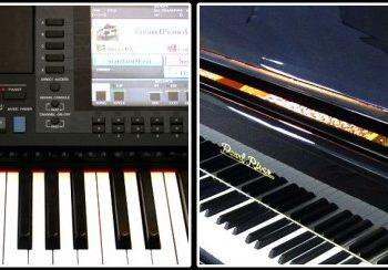 Digital Piano Vs. Acoustic Piano