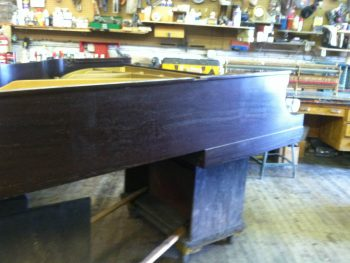 Piano Repair-Steinway Model L